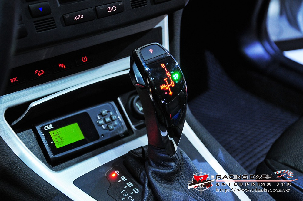 Bmw X3 E83 Type1 Led Shift Gear Knob Racing Dash