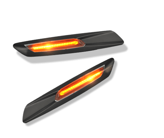 LED Fender Turn Signal Marker