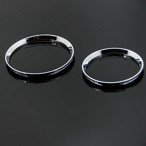 HONDA CIVIC 96-99 Dash Ring-Chrome