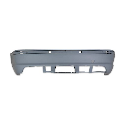 M-Tech Rear Bumper For BMW E46 4D