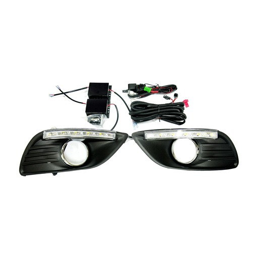 Focus 2009~2012 4-door Sedan LED Daytime Running Light