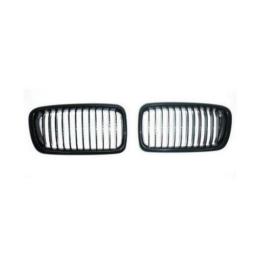 BMW E38 99-03 Carbon Look Front Grille