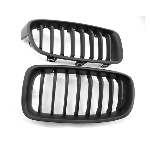 BMW F30 Sports Version 2012~ Matte Black Front Grille