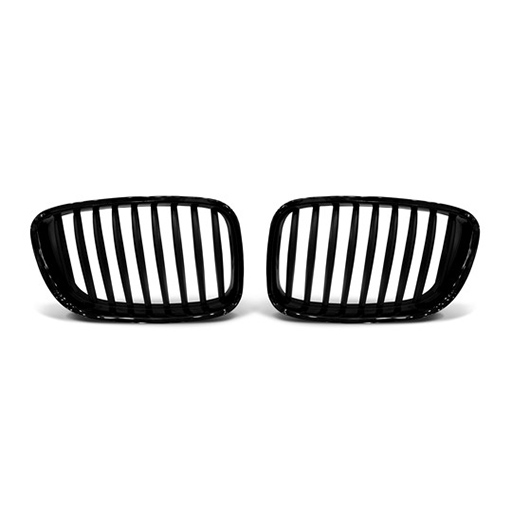 BMW F07 GT 09~ PerFormacne Matte Black Front Grille