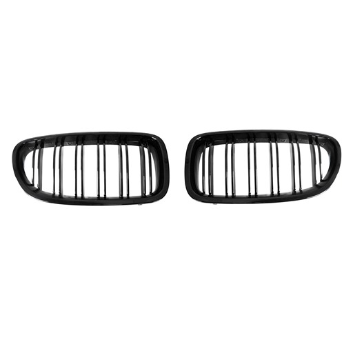 BMW F10 F11 M5 Look Shiny Black Front Grille