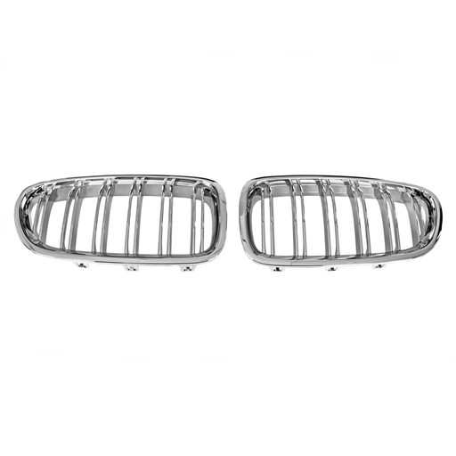 BMW F10 F11 M5 Look Plating Front Grille