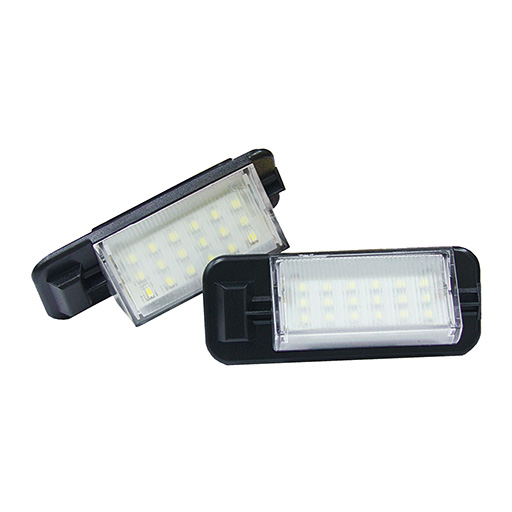 LED License Plate Lamp For BMW E36