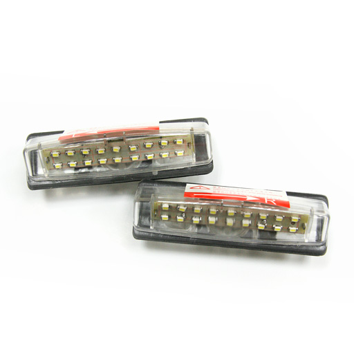 LED License Plate Lamp For Toyota Lexus Mitsubishi