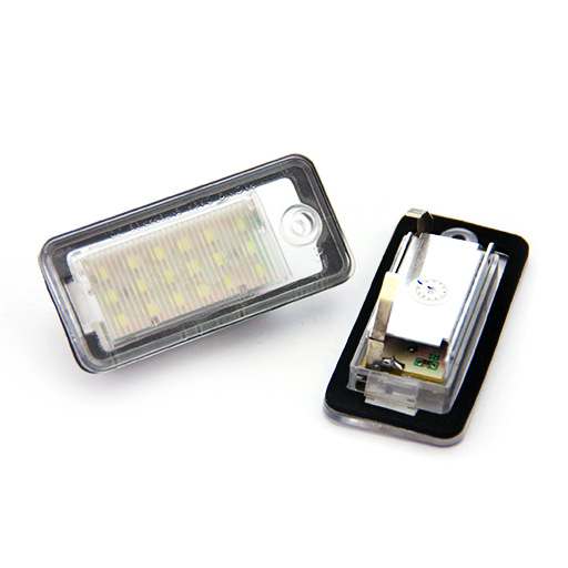 LED License Plate Lamp For Audi