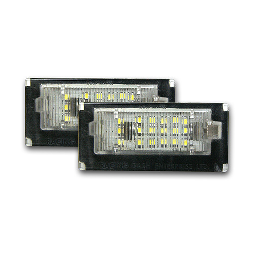 LED License Plate Lamp For Mini