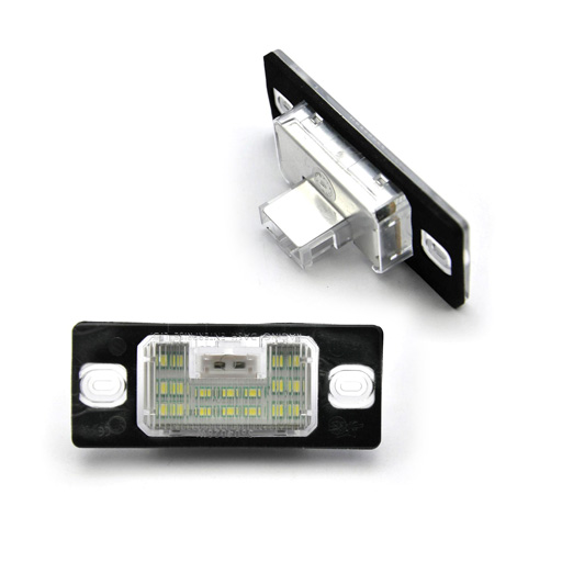 LED License Plate Lamp For Audi Volkswagen Porsche