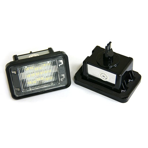 LED License Plate Lamp For Mercedes-Benz