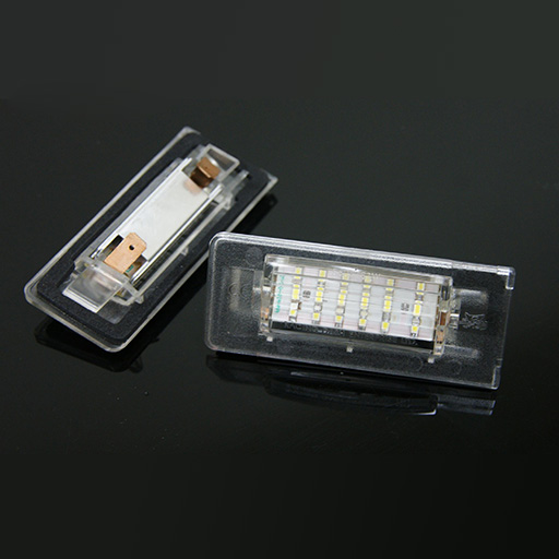LED License Plate Lamp For Audi TT