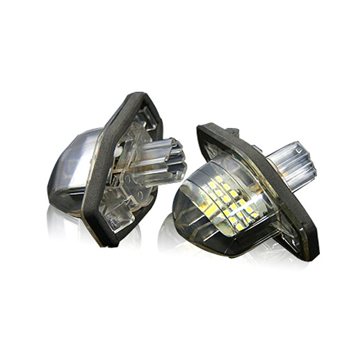 LED License Plate Lamp For Honda