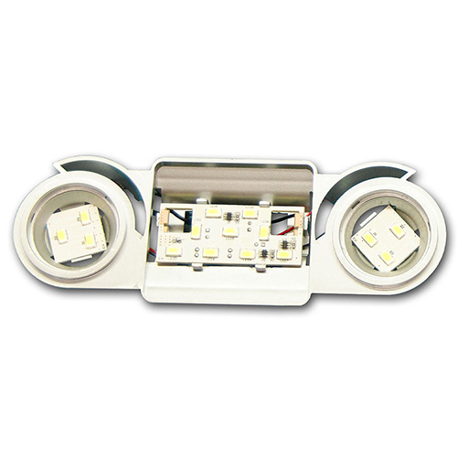 Front Seat LED Reading Map Lights For Volkswagen Skoda Seat