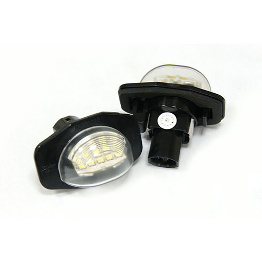 LED License Plate Lamp For Toyota