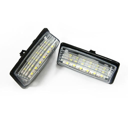 LED License Plate Lamp For Nissan