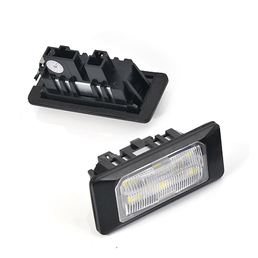 LED License Plate Lamp For Audi Volkswagen Seat Porsche