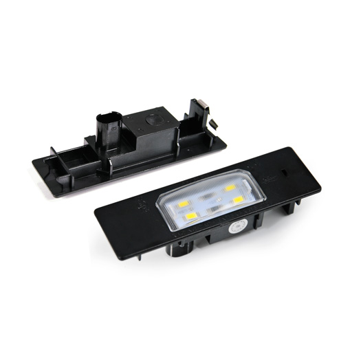 LED License Plate Lamp For BMW Mini Opel Fiat Alfa-Romeo