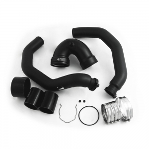 Boost Pipe + Charge Pipe for BMW F80 (M3). F82 (M4) (S55)