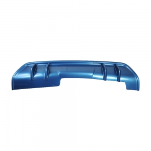 HM-Style Rear Diffuser for BMW X4M (Stock Rear M Bumper), FRP + (Baking Finish C16 Blue)