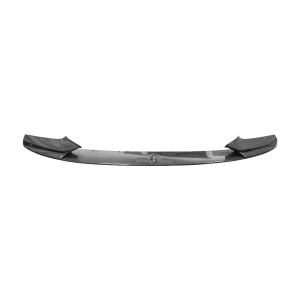 Front Lip Spoiler for BMW F10 M-Tech Performance-Style (3PCS), Dry Carbon