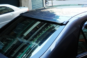 Rear Roof Spoiler for Toyota Altis (2008~), ABS