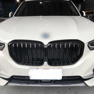 for BMW 2019 G05 X5 MPerformance樣式亮黑水箱罩