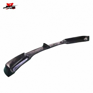 (BMW Stock Front Bumper) OE-Style Front Lip Spoiler for BMW X6 (E71), FRP+CF