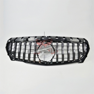 For Merecedes W117 CLA 13-16 GT Chrome Grill