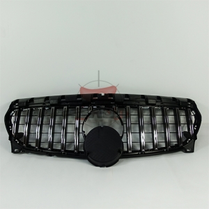 For Merecedes W117 CLA 16-18 GT Chrome Grill