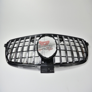 For Merecedes W292 GLE 16- GT Chrome Grill