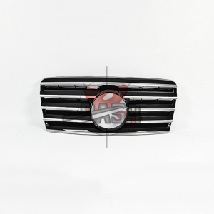 For Mercedes E W124CL TYPE SHINY BLACK GRILLE 94-95