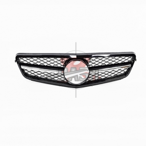 For Mercedes W204(C63 LOOK Edition507) 507 BIG NET GRILLE  07-14 C CLASS
