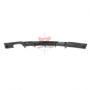 BMW F30 Mtech P type Carbon Fiber Rear Diffuser (00-- )